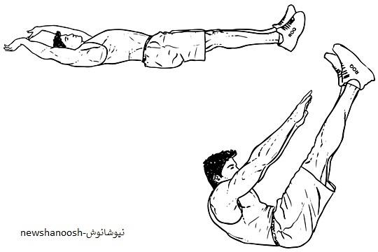 کاهش وزن لاغر شدن لاغر شدن سریع تناسب اندام