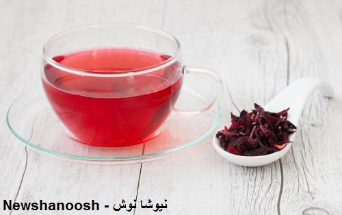 مضرات چای ترش چای ترش نیوشا خاصیت چای ترش دمنوش چای ترش خواص چای قرمز
