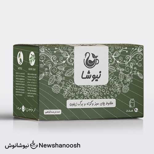 دمنوش نیوشا - چای نیوشا - دمنوش ترکیبی - دمنوش گیاهی