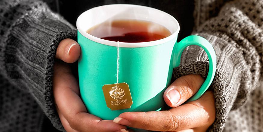 مصرف دمنوش چای سبز برای داشتن پوستی زیبا