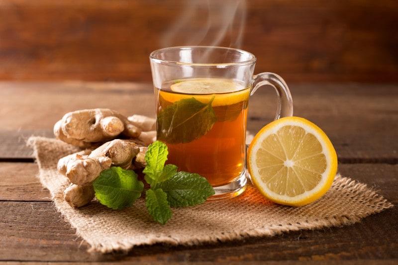 دمنوش چای سبز و جلوگیری از سرطان پروستات