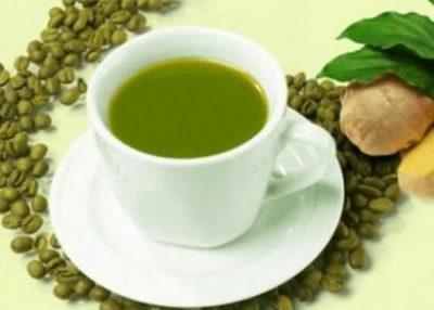 دمنوش قهوه سبز لاغری