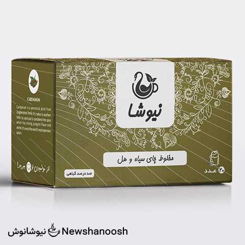 چای هل نیوشا تقویت کننده قوی معده