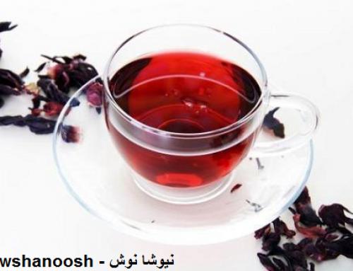 چای ترش و لاغری