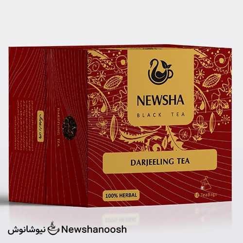 دمنوش نیوشا-دمنوش دارجیلینگ-چای دارجیلینگ-نیوشانوش
