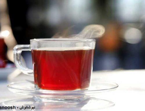 راهنمای مصرف چای کرن بری کیسه ای نیوشا