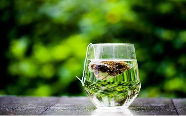 راهنمای مصرف چای سبز و زوفا نیوشا