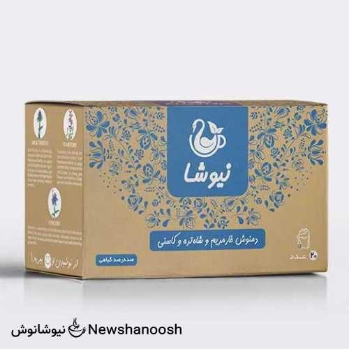 دمنوش نیوشا - چای نیوشا - دمنوش ترکیبی نیوشا - دمنوش گیاهی
