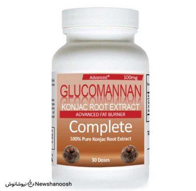 قرص های لاغری-داروهای لاغری-قرص های کاهش وزن-قرص گلوکومنان