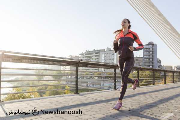 سلامتی با ورزش - تأثیر مثبت ورزش - کاهش چاقی استرسی