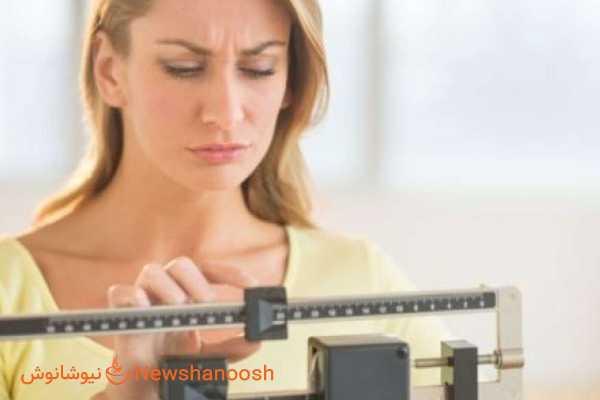 چاقی استرسی - چاقی ناشی از استرس - استرس و افزایش وزن