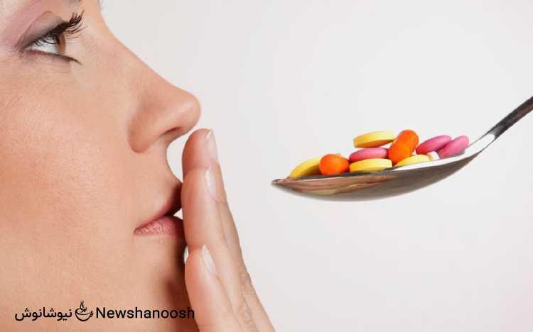 عوارض قرص های لاغری-قرص کاهش وزن-داروی لاغری