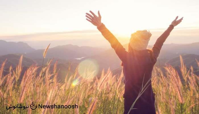 رژیم لاغری - لاغری با نور خورشید