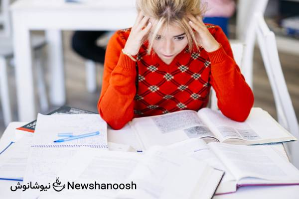 دمنوش تمرکز ذهن - ایام امتحان - رفع استرس امتحان