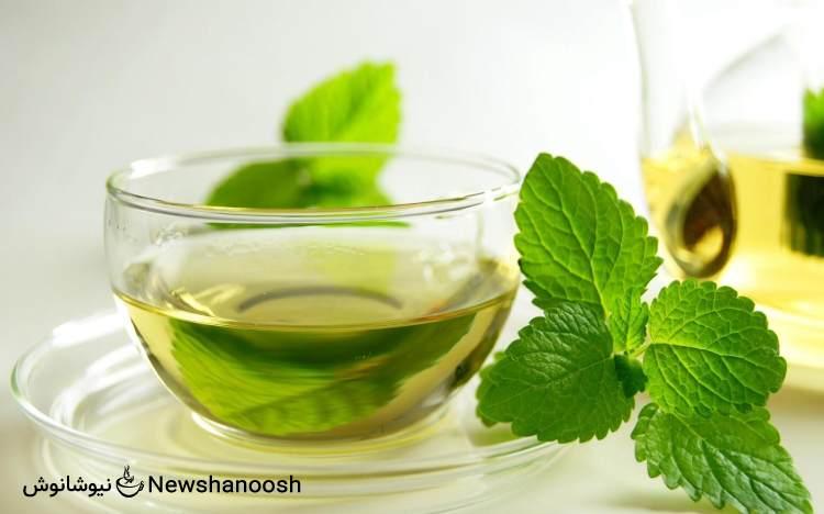 نوشیدن چای نعناع نیوشا برای کبد چرب