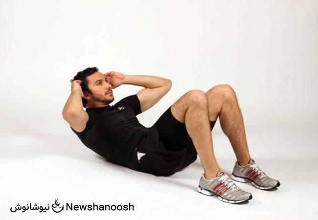 رایج ترین نوع ورزش برای لاغری شکم و پهلو