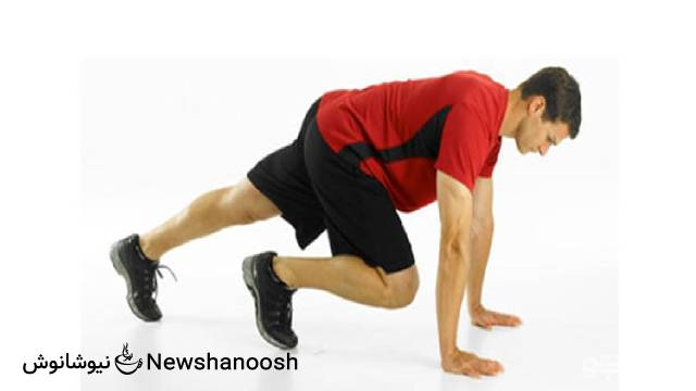 انجام ورزش برای لاغری شکم و پهلو