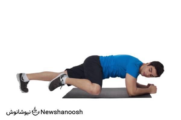 موثرترین ورزش برای لاغری شکم و پهلو